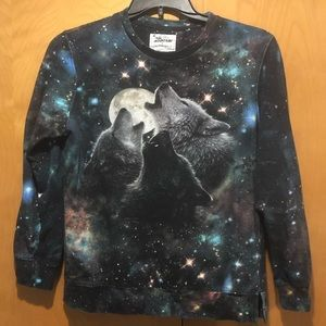 The mountain sweatshirt